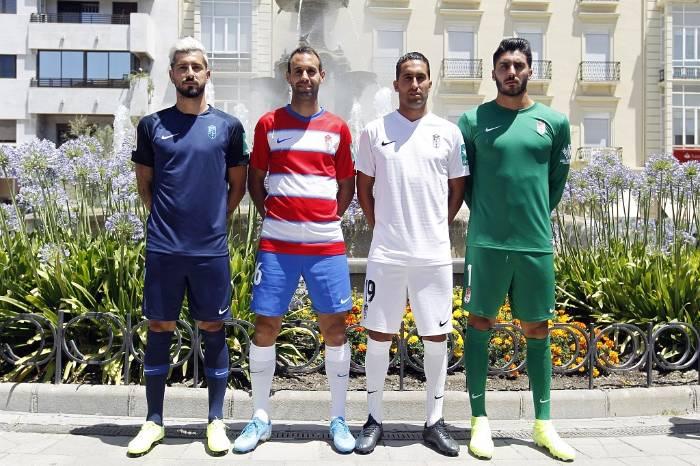 La nueva imagen del Granada CF impacta a los aficionados