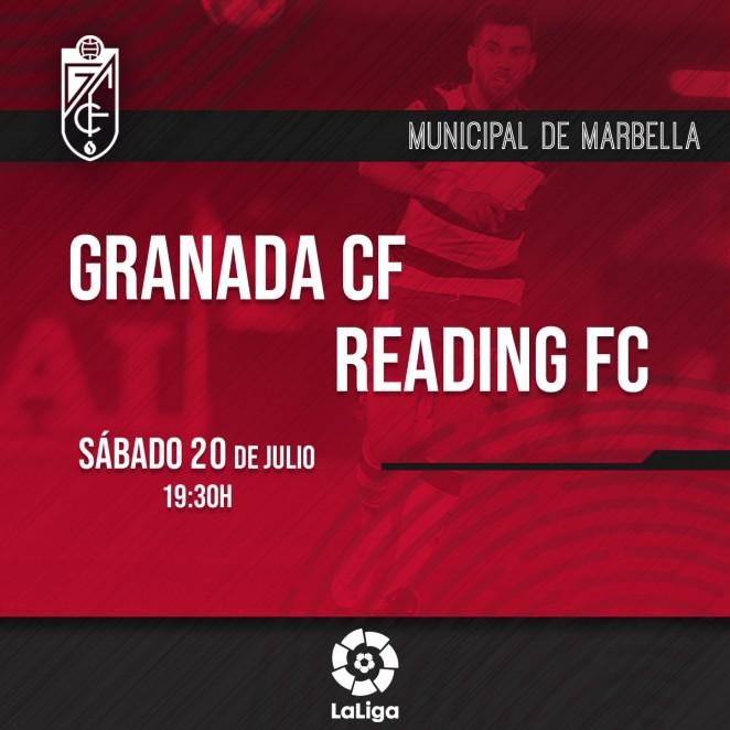 Granada C.F. vs Reading F.C.