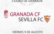 Trofeo Ciudad de Granada 2019 - Granada Cf - Sevilla FC