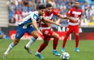 El Granada alcanza su primera victoria de la temporada frente al Espanyol